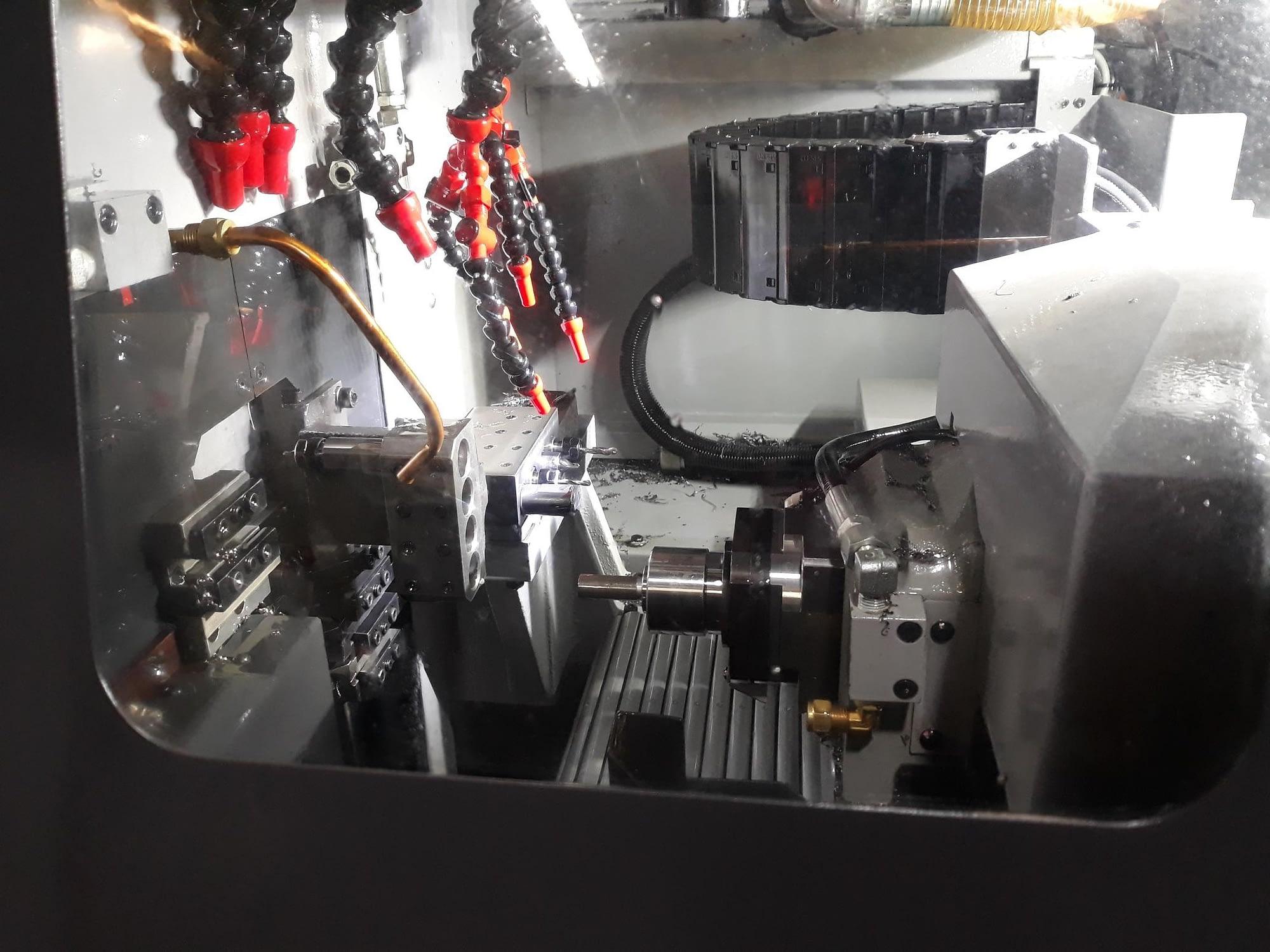Tsugami machine component